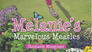 Melanie's marvelous measles children's book