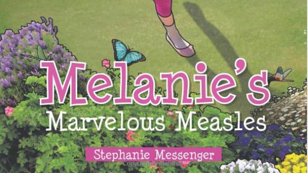 Melanie's marvelous measles children's book