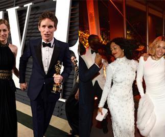 Inside the Vanity Fairy Oscars Party 2015