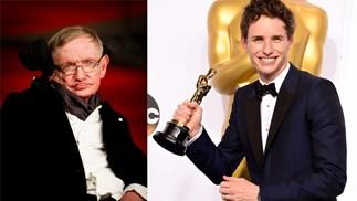 Stephen Hawking  Eddie Redmayne