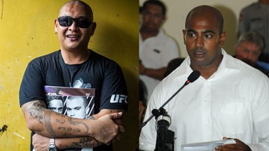 Bali Nine pair moved to execution island