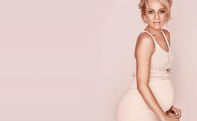 "Pregnant Carrie Bickmore tells The Australian Womens Weekly: ""I'm so excited"""