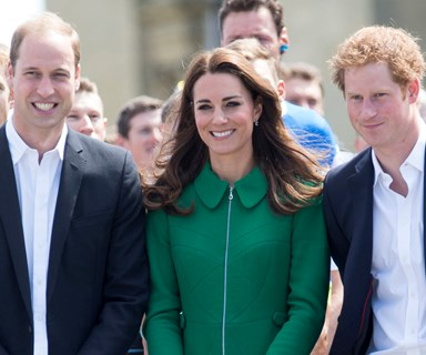 Kate Middleton, Prince William and Prince Harry join twitter