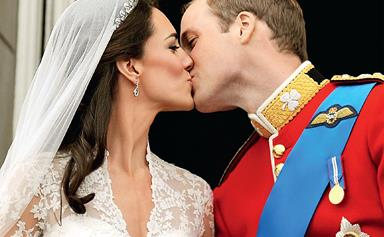 Prince William and Kate's wedding breakfast menu to be auctioned