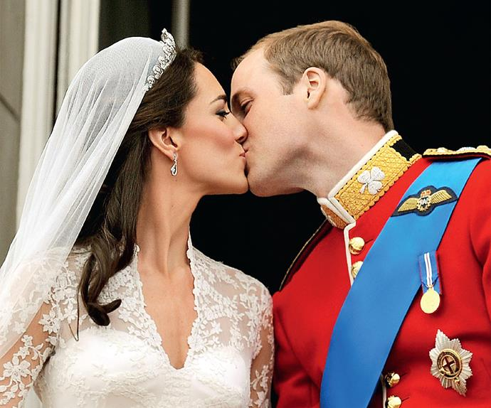 Catherine Middleton and Prince William wedding and menu