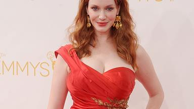 Mad Men's Christina Hendricks: Please stop talking about my shape