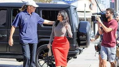 Reports: Bruce Jenner filming his sex change transition