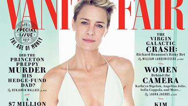 Robin Wright talks divorce from Sean Penn and orgasms with beau Ben Foster