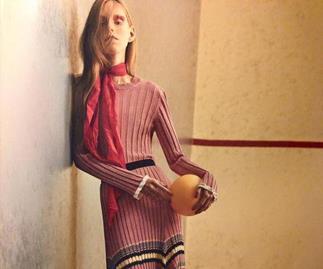Danish fashion magazine apologises for using too thin model