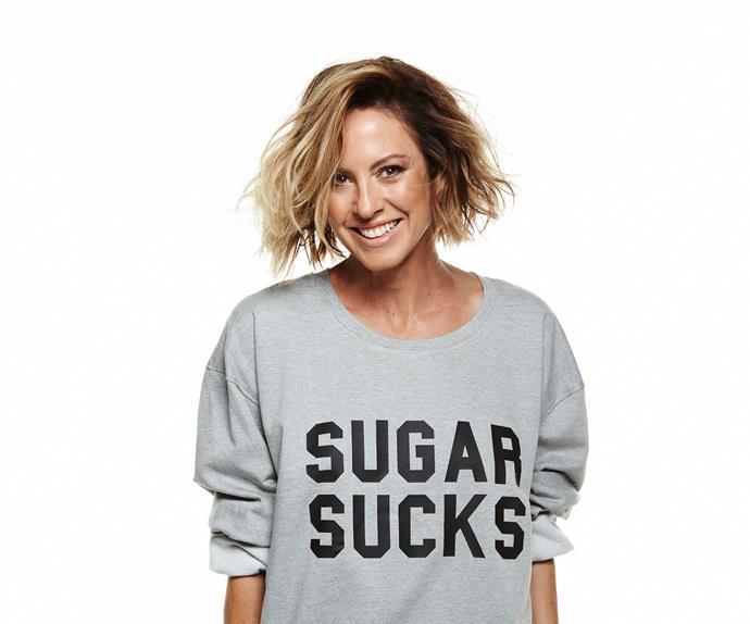 Sarah Wilson in The Australian Women's Weekly