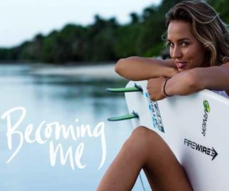 Five minutes with pro surfer Sally Fitzgibbons