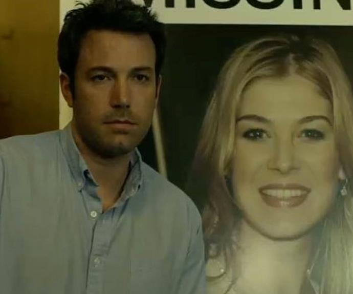 A still from Gone Girl.