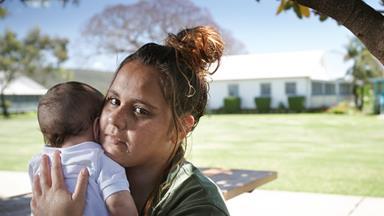 Mum 22: I'm raising my baby in prison