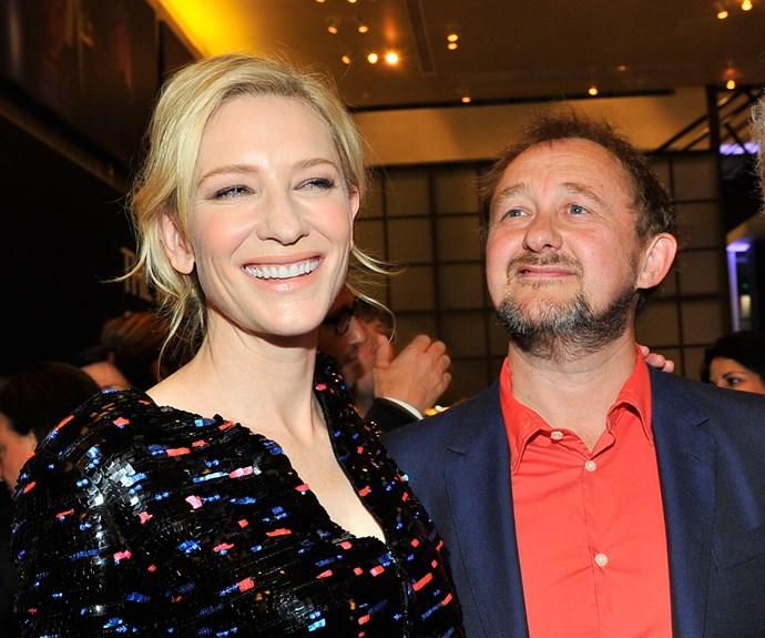Cate Blanchett and Andre Upton adopt baby girl