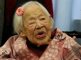 The world's oldest person, Misao Okawa, dies aged 117