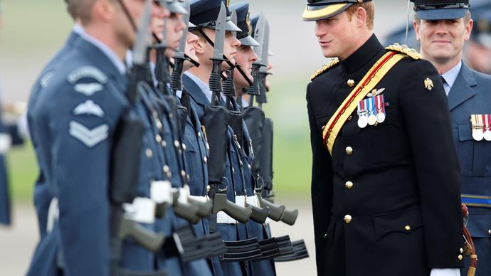 The OTHER Royal countdown: When will Prince Harry arrive in Australia?