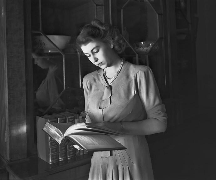 Queen Elizabeth: 90 glorious years in pictures