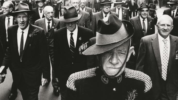 ANZAC Day memorial: the day we marched to remember
