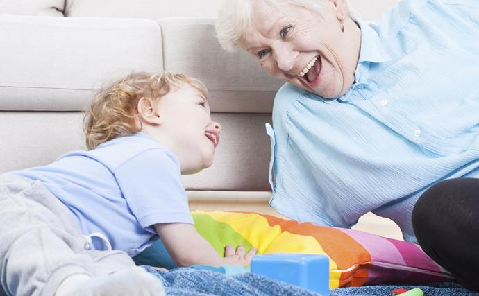 New study find grandparents the main childcare providers for working families