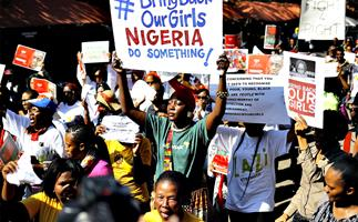 293 girls rescued from terrorist group, Boko Haram, in Nigeria