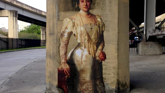 Classical art gets street renaissance revival