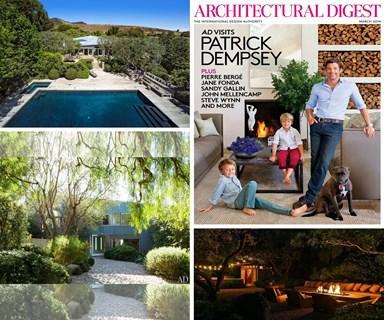 Patrick Dempsey's 'McDreamy' Malibu home for sale