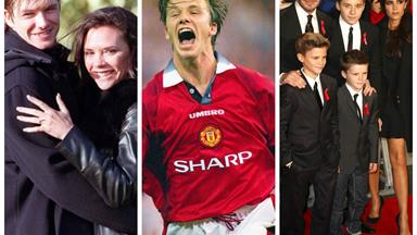 Happy 40th birthday David Beckham!