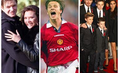 Happy 40th birthday David Beckham!