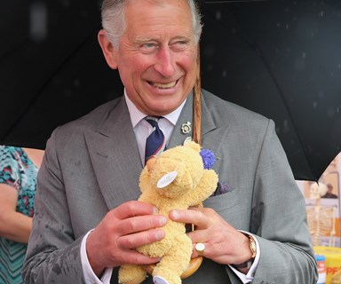 Grandad Prince Charles gets his wish of a Princess!