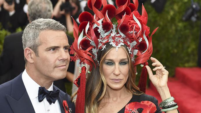 Best looks from the MET Gala 2015