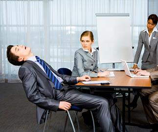 Study: Men experts at 'looking busy'