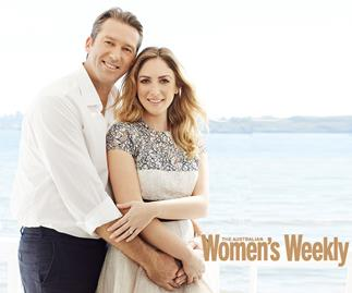 EXCLUSIVE: Glenn and Sara McGrath welcome their first child!