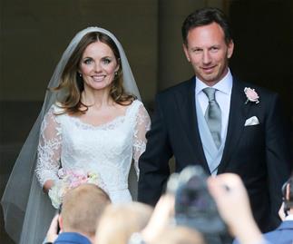 2 Become 1: Geri Halliwell's fairytale wedding
