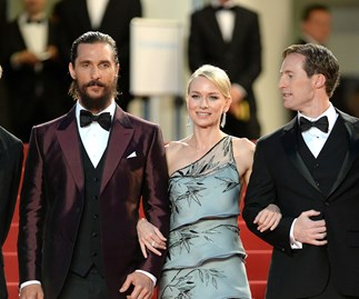 Naomi Watts booed at Cannes