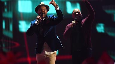 Guy Sebastian cracks top 5 at Eurovision