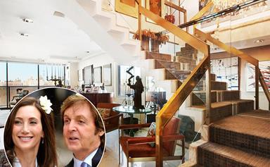 Inside Paul McCartney's $19.8m penthouse