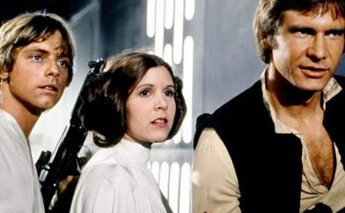 Star Wars stars: Where are they now?