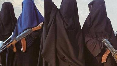 Women called to join terror frontline