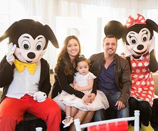 Parents splash out on a $50,000 birthday party for their three-year-old