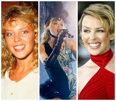 Happy 47th birthday, Kylie Minogue!