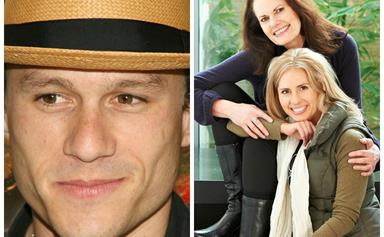 Heath Ledger's mum on his legacy and his daughter