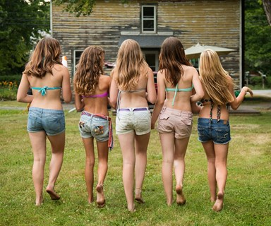 Lost innocence: Why girls are having rough sex at 12