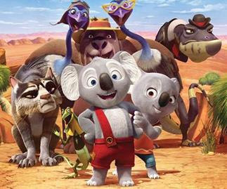 Blinky Bill is back!
