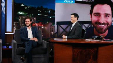 WATCH: Kit Harington judges Jon Snow impersonations