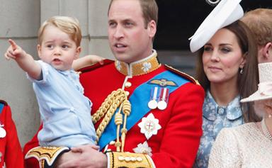 William and Kate hire new 'Mary Poppins'