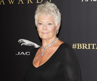 "Judi Dench: ""They told me I was too ugly to act"""