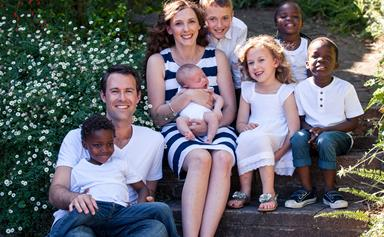 How this family saved three orphans