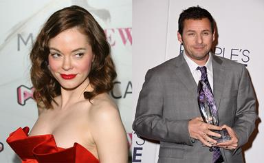 "Rose McGowan reveals sexiest audition note for Adam Sandler film: ""Push up bras encouraged"""