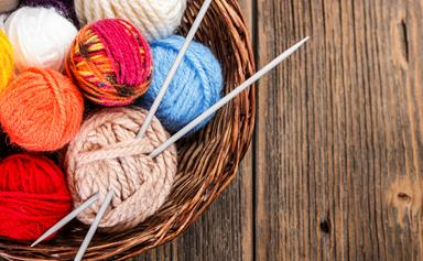 Knitting for beginners: Casting on, casting off and everything in between