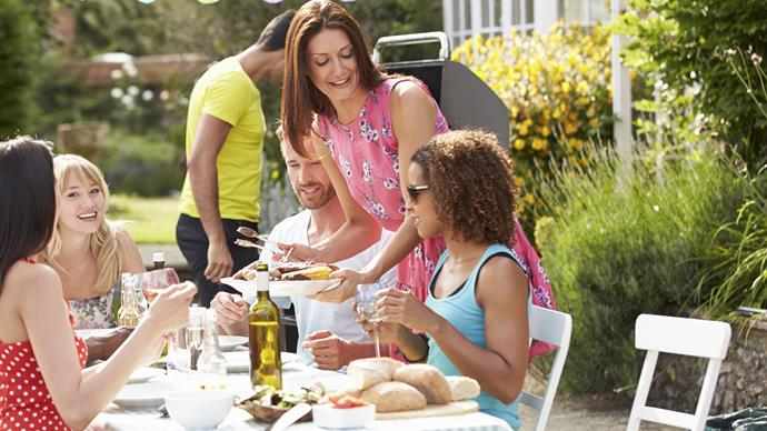 How to host the perfect Saturday afternoon barbecue